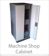 Machine Shop Cabinet