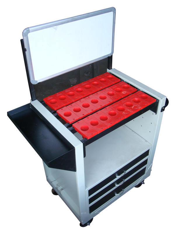 VMC Tool Trolley Manufacturer